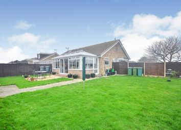Thumbnail 2 bed bungalow for sale in St. Mary's Gardens, Dymchurch, Romney Marsh, Kent
