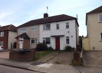 Thumbnail 3 bed semi-detached house for sale in Cedar Road, Rochester, Kent, .
