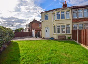 3 bed semi-detached house for sale in Luton Road, Ellesmere Port CH65