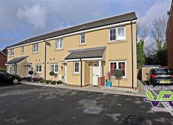 Thumbnail 3 bed end terrace house for sale in Parc Y Dyffryn, Rhydyfelin, Pontypridd