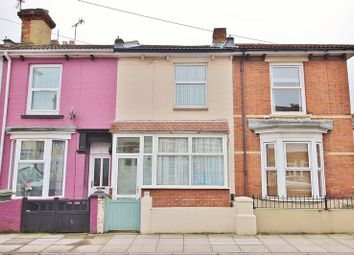 Thumbnail 2 bed terraced house for sale in Lynn Road, Portsmouth