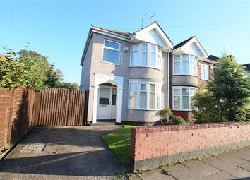 Thumbnail 3 bed end terrace house for sale in Farren Road, Coventry