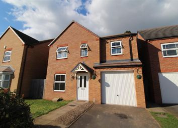 Thumbnail 4 bed detached house for sale in Oakley Meadow, Wem, Shropshire