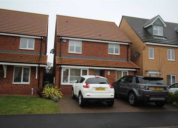Thumbnail 3 bed detached house for sale in Alexandra Chase, Cramlington