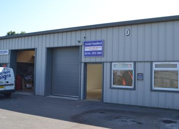 Thumbnail Industrial to let in Unit 20, Rother Crescent, Treeton, Rotherham