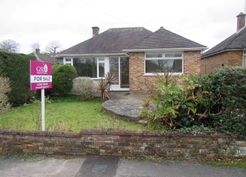 Thumbnail 3 bed bungalow for sale in Apollo Road, Chandlers Ford