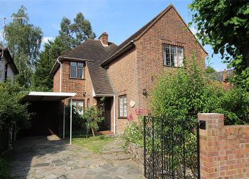 Thumbnail 3 bed detached house for sale in Grosvenor Road, St. Albans, Hertfordshire