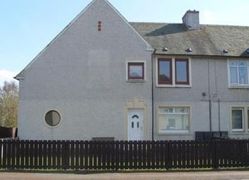 Thumbnail 2 bed flat for sale in Station Road, Motherwell