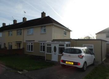 Thumbnail 4 bed end terrace house for sale in Kilsby Road, Clifton, Nottingham, Nottinghamshire
