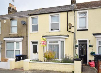 Thumbnail 2 bed terraced house for sale in Milton Avenue, Margate, Kent