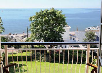 Elvestone, Fore Street Hill, Budleigh Salterton, Devon EX9. 3 bed flat