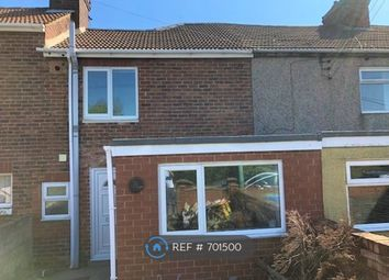 Thumbnail 2 bed terraced house to rent in West Avenue, Peterlee