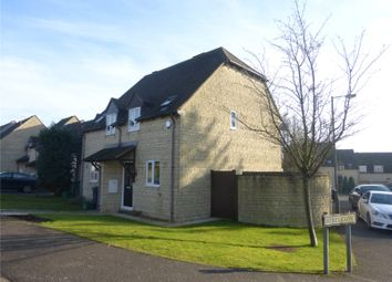 Thumbnail 2 bed end terrace house for sale in The Old Common, Chalford, Stroud, Gloucestershire