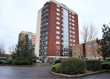 Thumbnail 2 bed flat for sale in 12 Lakeside Rise, Manchester