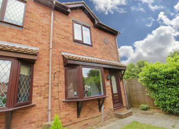 Thumbnail 2 bed semi-detached house for sale in Garbutt Close, Preston, Hull