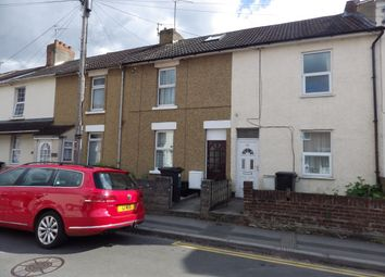 Thumbnail 2 bedroom terraced house to rent in Bright Street, Swindon, Wiltshire