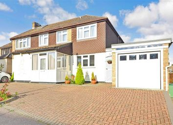 Thumbnail 4 bed detached house for sale in Harrods Court, Billericay, Essex