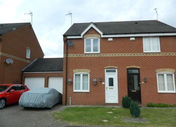 Thumbnail 2 bed semi-detached house for sale in John Shelton Drive, Coventry
