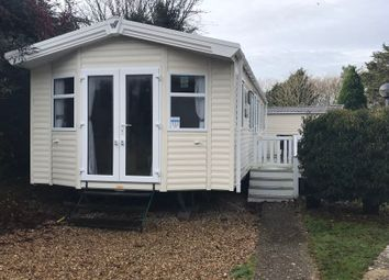 Thumbnail 3 bedroom mobile/park home for sale in Sandford Holiday Park, Poole, Dorset