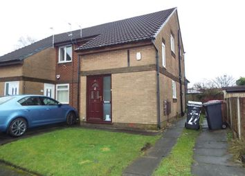 Thumbnail 1 bed maisonette for sale in Maunby Gardens, Little Hulton, Manchester, Greater Manchester