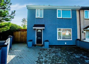 Thumbnail 3 bed semi-detached house for sale in Cunningham Road, Widnes, Cheshire