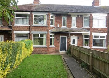 Thumbnail 3 bed terraced house for sale in Meadowcroft, Sunningdale Road, Hull