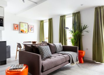 Thumbnail Serviced flat to rent in Grange Street, Bridport Place, London