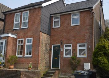 Thumbnail 2 bedroom semi-detached house to rent in Western Road, Crowborough
