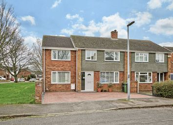 Thumbnail 4 bed semi-detached house for sale in Acacia Grove, St. Neots