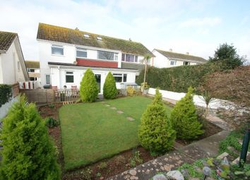 Thumbnail 5 bed semi-detached house for sale in Davies Avenue, Paignton