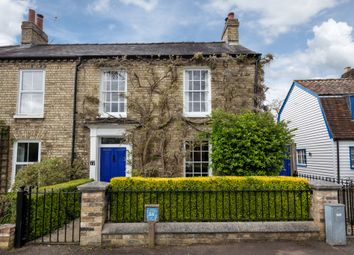 Thumbnail 3 bedroom detached house for sale in Station Road, Impington, Cambridge