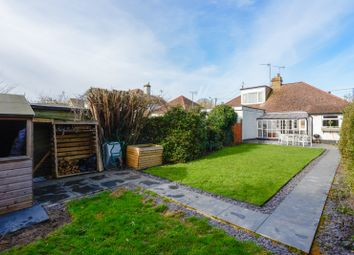 Thumbnail 2 bed bungalow for sale in St Johns Road, Swalecliffe, Whitstable