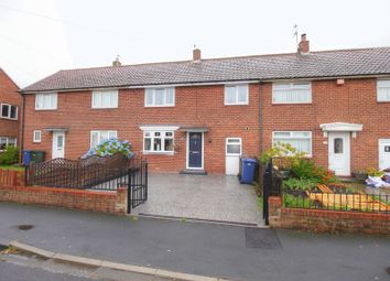 Thumbnail 2 bed terraced house to rent in Naworth Drive, Westerhope, Newcastle Upon Tyne
