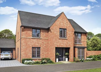 "Thumbnail 4 bed detached house for sale in ""Dartmoor"" at Louisburg Avenue, Bordon"