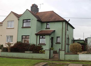 Thumbnail 3 bed semi-detached house for sale in Holloway Court, Penally, Penally, Nr Tenby