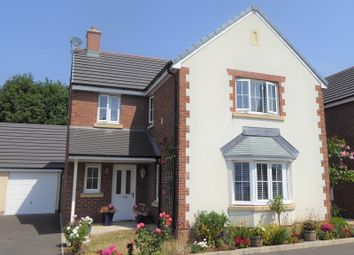 Thumbnail 4 bedroom detached house for sale in Maes Y Cadno, Coity, Bridgend, Bridgend.