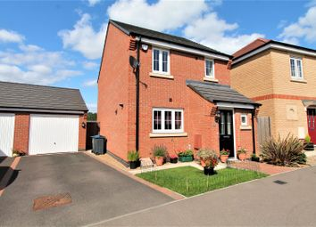 3 bed detached house for sale in Foxglove Avenue, Thurnby, Leicester LE7