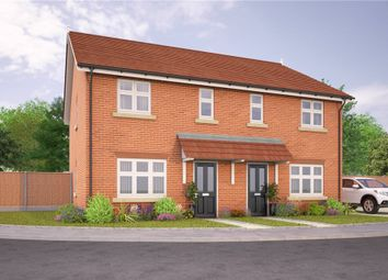 Thumbnail 3 bedroom semi-detached house for sale in Spinney Hill, Oakham, Rutland