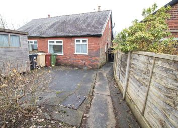 Thumbnail 1 bed semi-detached bungalow for sale in Strawberry Hill Road, Bolton