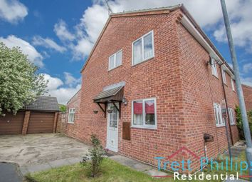Thumbnail 3 bed semi-detached house for sale in Hastings Way, Sutton, Norwich