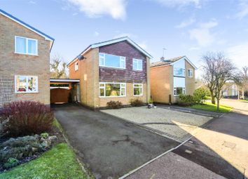 Thumbnail 4 bedroom detached house for sale in Willesley Gardens, Ashby-De-La-Zouch