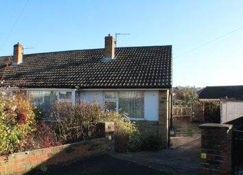 Thumbnail 2 bed semi-detached bungalow for sale in Chevins Close, Birstall, Batley