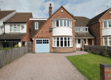 Thumbnail 3 bedroom semi-detached house for sale in Northcote Road, Knighton, Leicester
