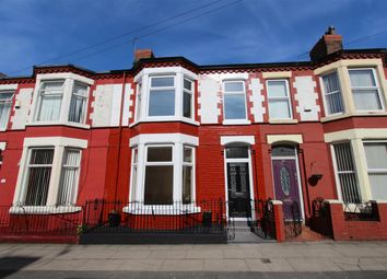 Thumbnail 3 bedroom terraced house for sale in Woodhall Road, Old Swan, Liverpool