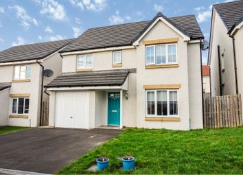 Thumbnail 4 bed detached house for sale in Swift Street, Dunfermline