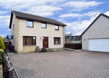 Thumbnail 4 bed detached house for sale in Callander Place, Forfar