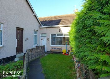 Thumbnail 3 bed terraced bungalow for sale in Hill View Terrace, New Marske, Redcar, North Yorkshire