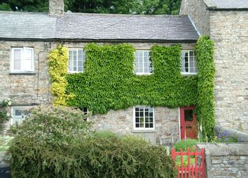 Thumbnail 3 bed terraced house for sale in Preston Under Scar, Leyburn, North Yorkshire