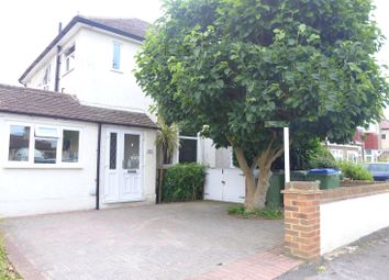Thumbnail 3 bed semi-detached house for sale in Rosemary Avenue, West Molesey