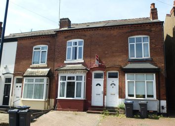 Thumbnail 4 bed terraced house to rent in Summerville Terrace, Harborne Park Road, Harborne, Birmingham